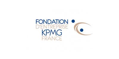 Logo Fondation KPMG